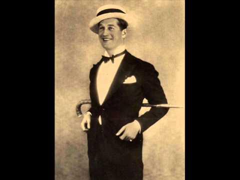 Maurice Chevalier - Valentine (1925)