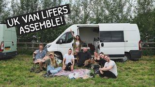 The Van Life UK Community | Van Life Eats Big Picnic Festival 2021