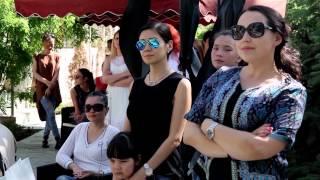 Shymkent Fashion Festival 2015, 3 день. Nursultan Turganbek