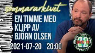 Sommararkivet med Björn Olsen | 2021-07-20