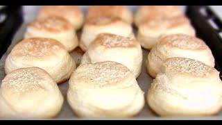 Слоёные булочки от Ришара Бертине :Домашняя выпечка