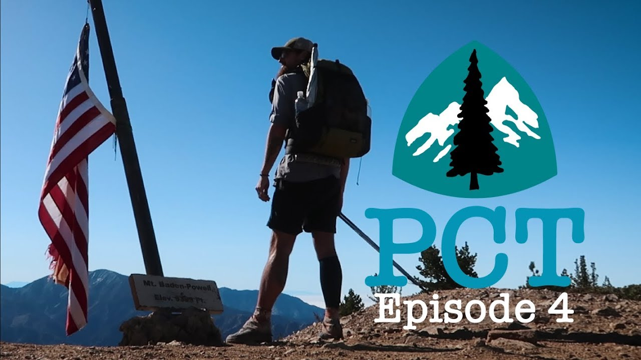 PCT 2018 Thru-Hike: Episode 4 - Back on Trail