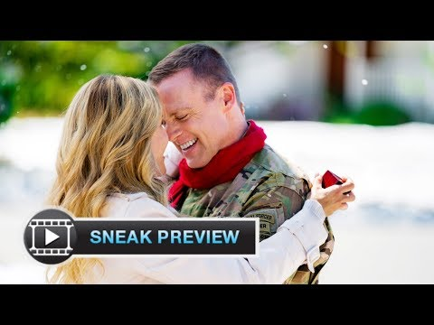 Christmas Homecoming Exclusive Sneak Peek Julie Benz, Michael Shanks  Hallmark Movies & Mysteries