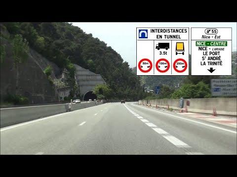 FR / A8 Monaco - Nice