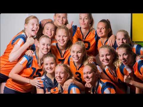 Talent Team Papendal - Sliedrecht  2-3 , 03 02 2018