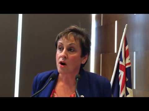 Erma Ranieri - Commissioner for Public Sector Employment
