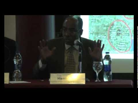 """South Sudan: Past, Present and Visions for the Future"" - Part 1"