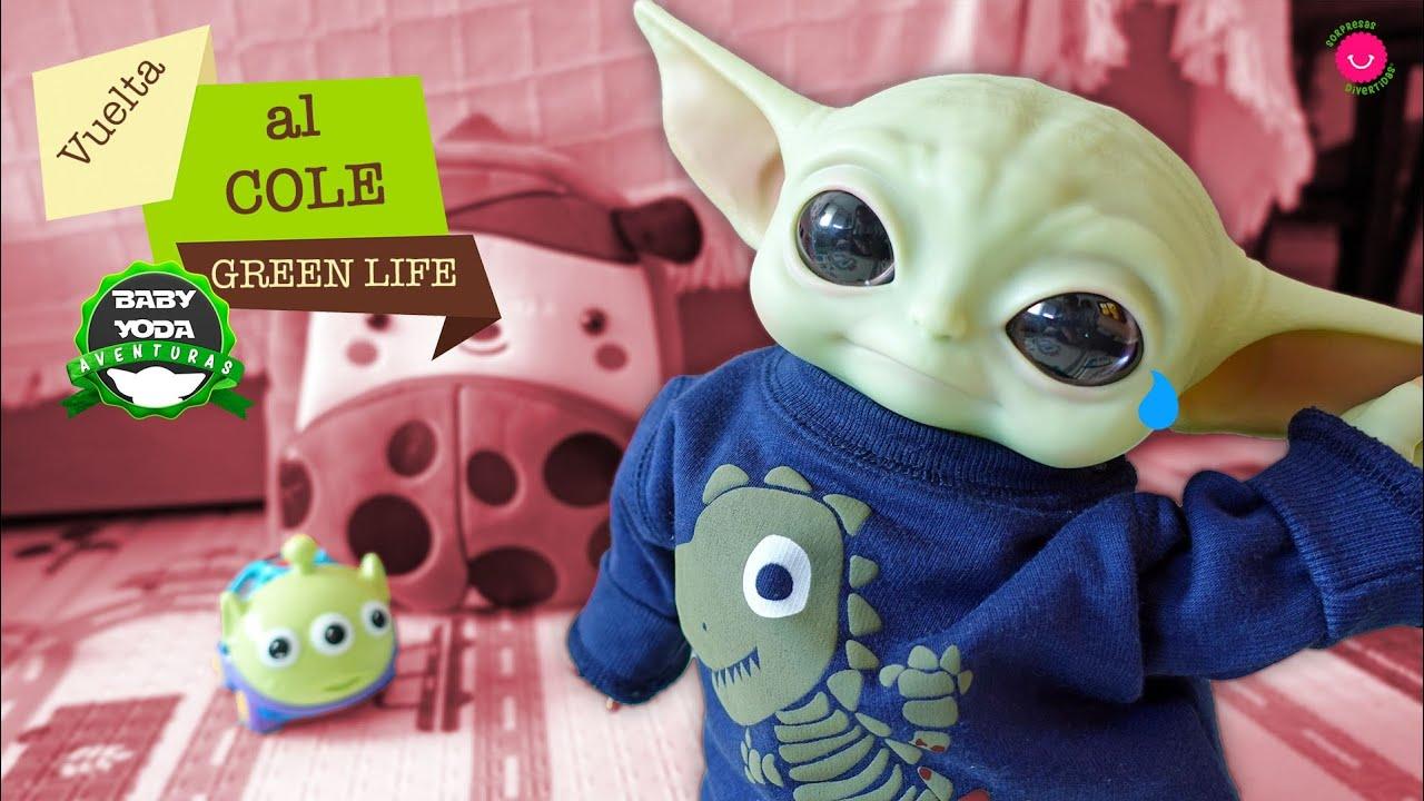 Baby Yoda ¡VUELTA AL COLE!
