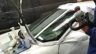 Видео-обучение полировке стекла | Pontiac Firebird