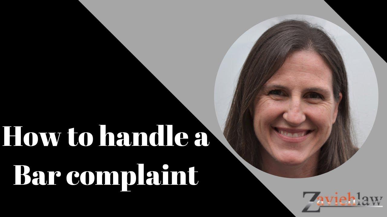 State Bar Defense Lawyer Megan Zavieh for California Attorneys