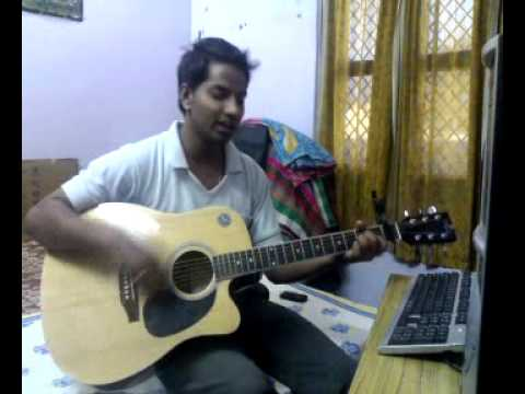 Guitar Cover-Takte Rehte Tujhko-Dabhang - YouTube
