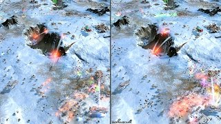 Ashes Of Singularity DX12 Vs DX11 Frame Rate Comparison - AMD Fury X