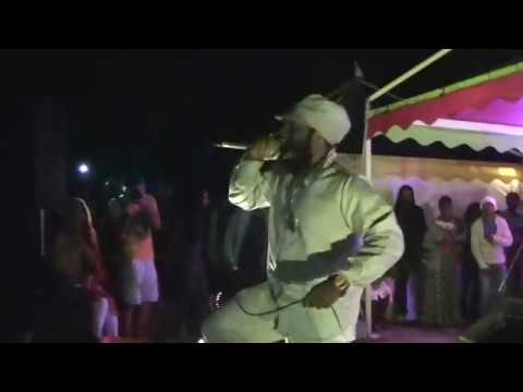 "WARRIOR KING ""rough road"" Live Marley"