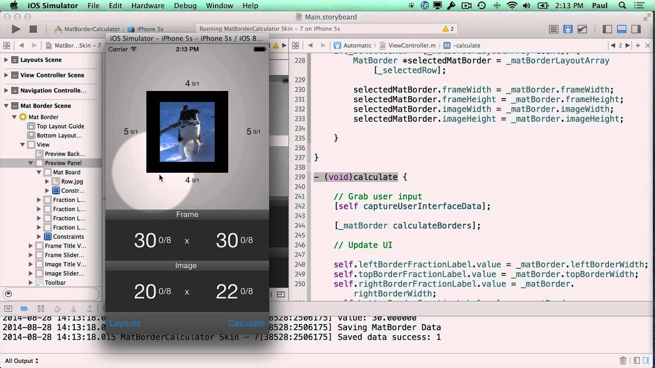 how to use iphone apps on mac 2 how to use xcode 6 on mac to build iphone apps 20457