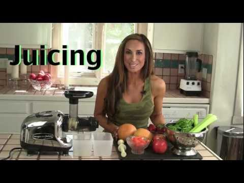 What Are The Benefits Of Juicing? | Natalie Jill