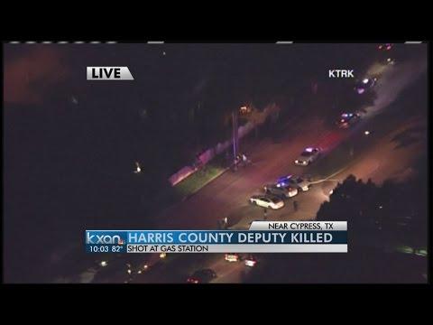 Harris County Sheriff's Deputy shot and killed near Cypress