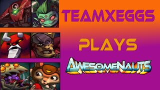 Awesomenauts | Dress 2 Kill | Online Battle 194 | w/ Kuta, Sweet & Gangsta
