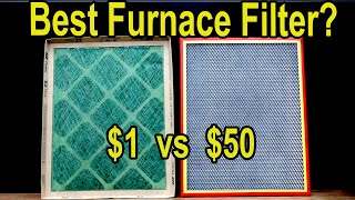 Which Furnace Filter Brand is Best? Let's find out!