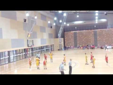 Werribee vs Melbourne U14.1