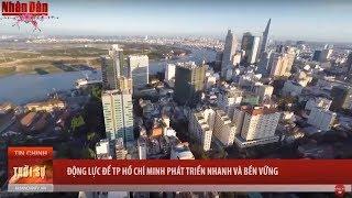 Tin Thời Sự Hôm Nay (18h30 - 17/2/2018): Động Lực Để TP. Hồ Chí Minh Phát Triển Nhanh và Bền Vững