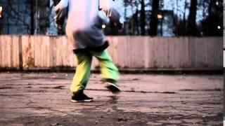 Нереальный танец - драм степ # 2