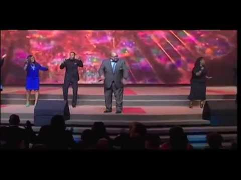 Fred Hammond interview Gtime TV