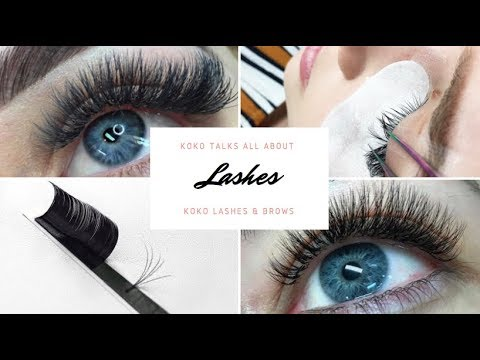 Lash Q&A with Koko lashes & Brows