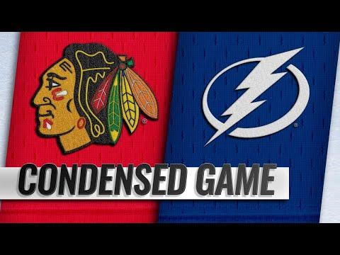 11/23/18 Condensed Game: Blackhawks @ Lightning