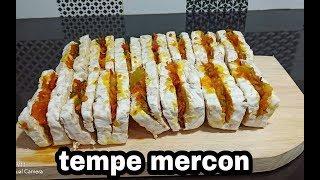 Cara membuat tempe mercon/tempe melet