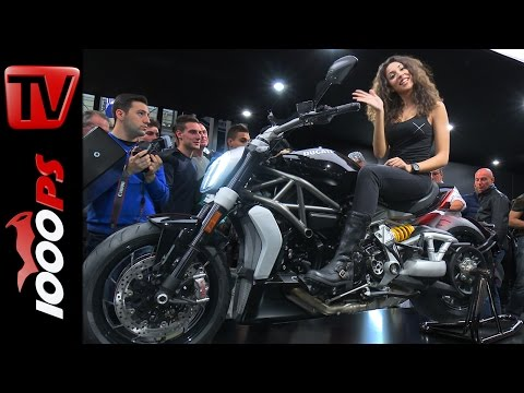 Ducati XDiavel 2016 | Details, Design