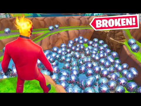 Top 10 People WHO BROKE FORTNITE!