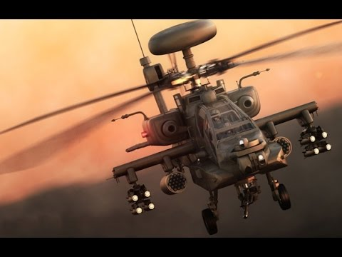 ARMA 3....ALIVE MOD+RHS MOD..AH-64 Apache Attack Helicopter..EP9
