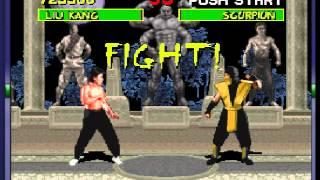 Mortal Kombat - Vizzed.com GamePlay - User video