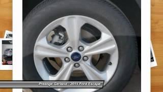 2015 Ford Escape Garland TX F0855