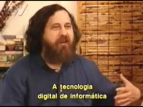 Richard Stallman on free software, music, films and drugs