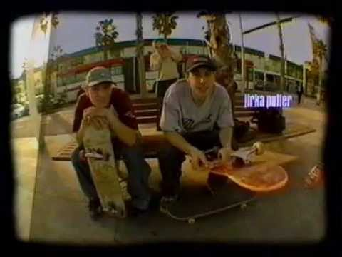 Praha 2003 - Rare Skateboarding Video FULL Czech Republic