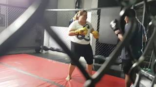 The GymLife:  Fat Girl Boxing