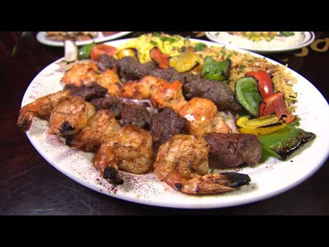 Chicago's Best Middle Eastern Cuisine: Al Bawadi Grill