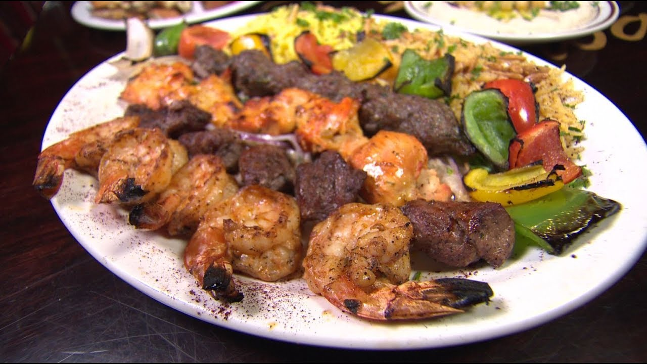 Chicagos Best Middle Eastern Cuisine Al Bawadi Grill Youtube