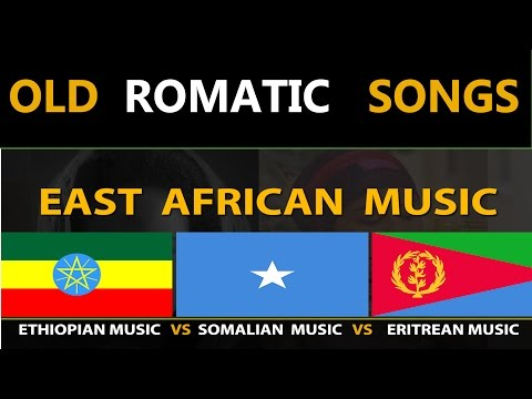 Unforgettable romantic old songs Ethiopia,Somalia,Eritrea ---- Horn Of Africa