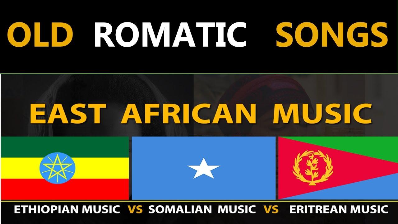Unforgettable romantic old songs Ethiopia   Somalia   Eritrea ---- Horn Of  Africa