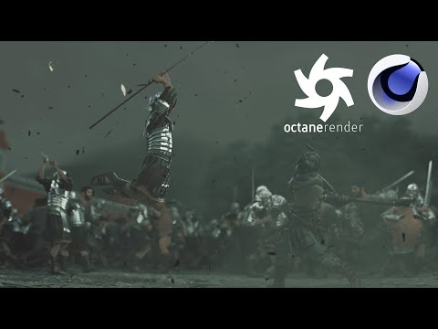King And Kingdoms Process Reel   Making of Cinema 4d , Octane Render, After Effects