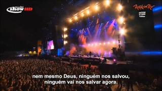 System Of A Down - Tentative live Rock in Rio [Legendado-BR/HD Quality]