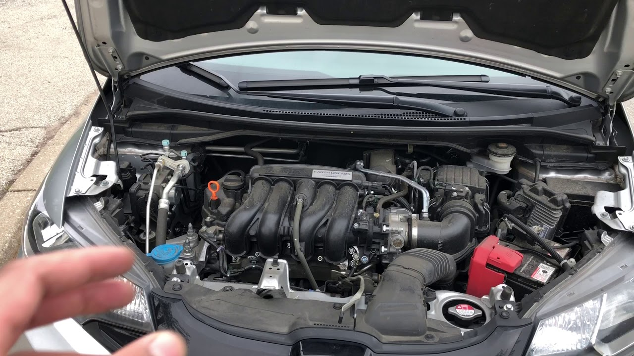 HONDA FIT  FUSE LOCATION  WHERE TO FIND  YouTube