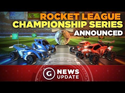 Rocket Championship Series Announced - GS News Update