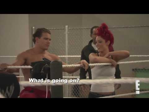 Total Divas Season 1, Episode 11 clip: Natalya and Tyson Kidd bring their jealousies to the ring