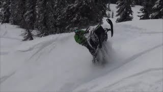 Ski Doo XM  BC Backcountry Thumbnail