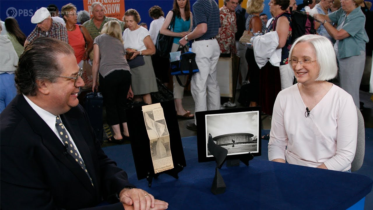 "Preview: Calder ""The Whirling Ear"" Maquette 