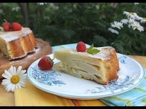 Готовим заливной грушевый пирог. Рецепт вкусного пирога/приготовь дома