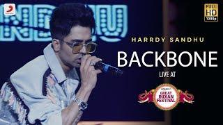 Backbone - Live @ Amazon Great Indian Festival | Harrdy Sandhu